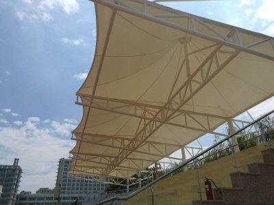 上海室外膜结构